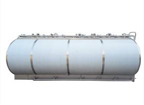 12吨四仓保温运输罐