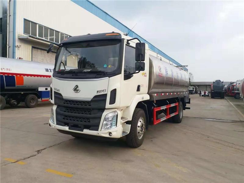 15吨鲜奶运输车