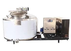 立式500L-1吨制冷罐