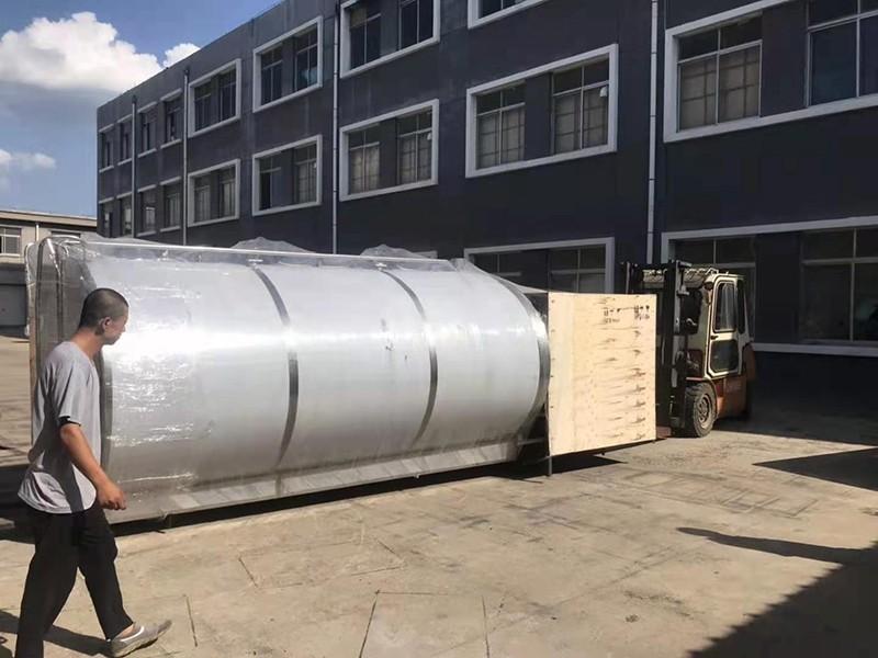 10吨制冷罐