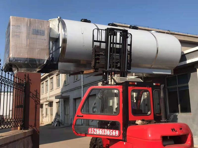 15吨制冷罐